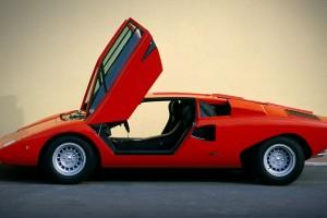 L'origine del mito: Lamborghini Countach
