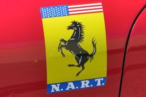 "News: Blue NART…10 Ferrari ""americane"""