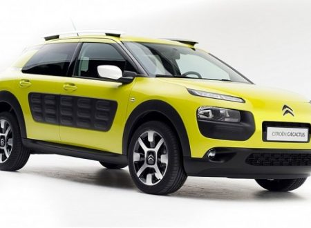 Prova su strada: Citroën C4 Cactus