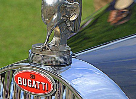 News: nuova Bugatti