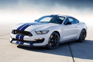 Ford Mustang GT350 Shelby Cobra