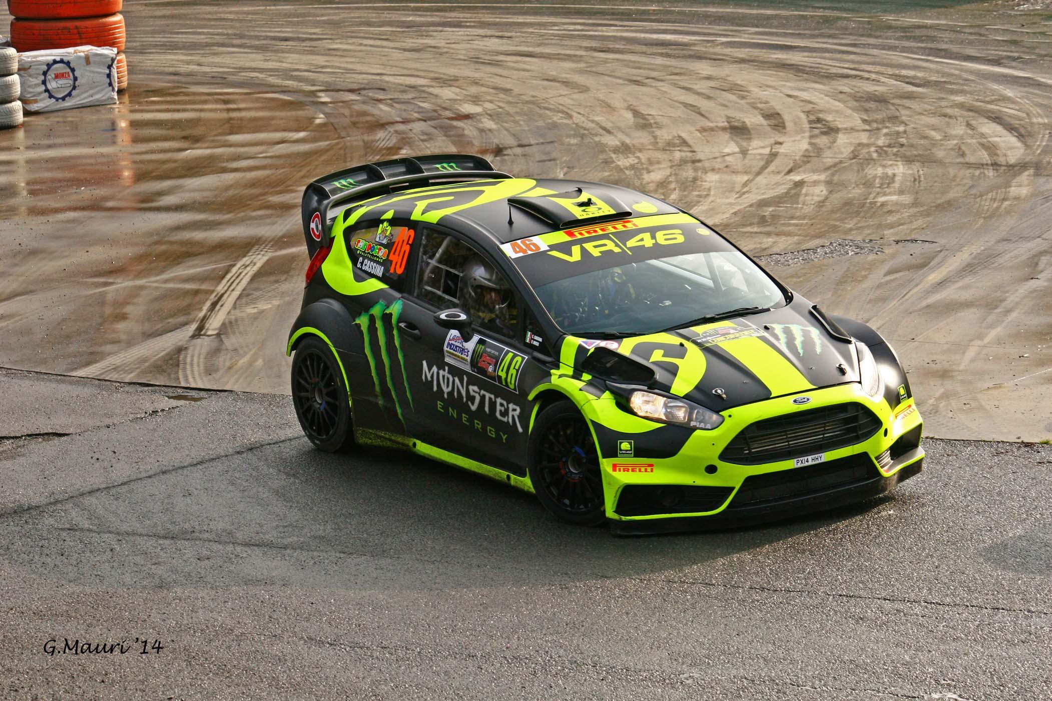 Rossi Valentino - Cassina Carlo // Ford Fiesta 46