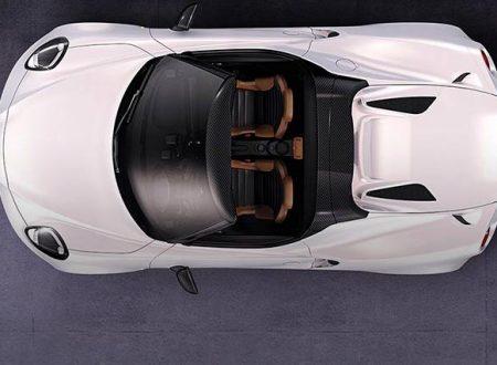 Alfa Romeo 4C e 4C…spider?