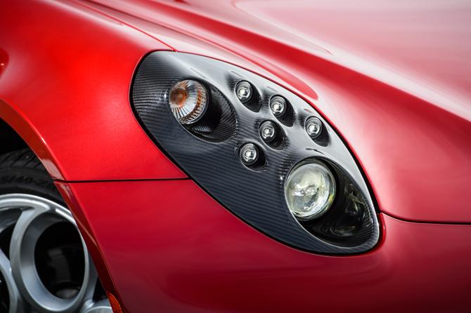 Alfa Romeo 4C faro