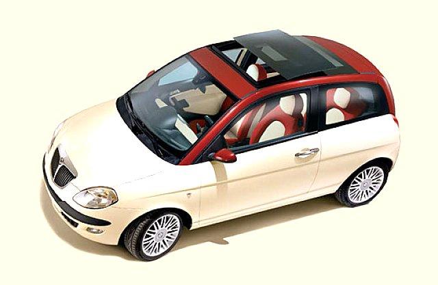 Lancia Ypsilon B-Kini