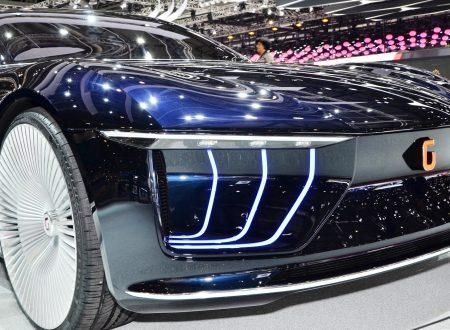 L'auto del futuro: Italdesign Gea