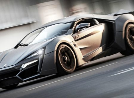 Lykan HyperSport: il gioiello di Fast and Furiuos 7