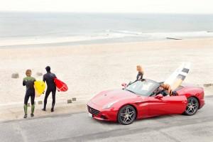 Top ten: le auto per la vacanza