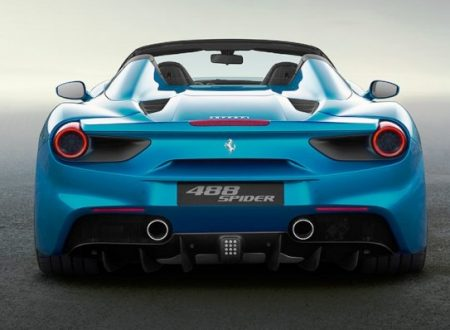 News: Ferrari 488 Spider