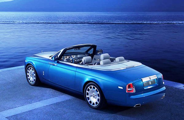 rolls royce phantom drophead coupè