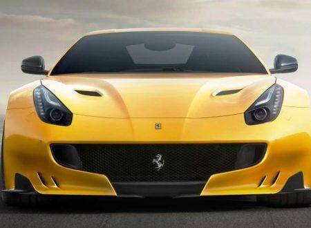 News: Ferrari F12 TDF
