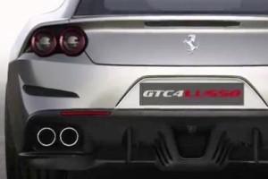 News: Ferrari GTC4Lusso