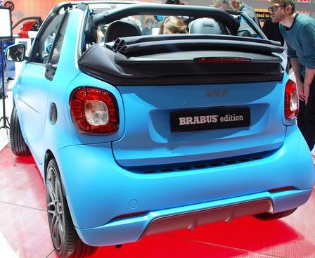 Smart Brabus Edition