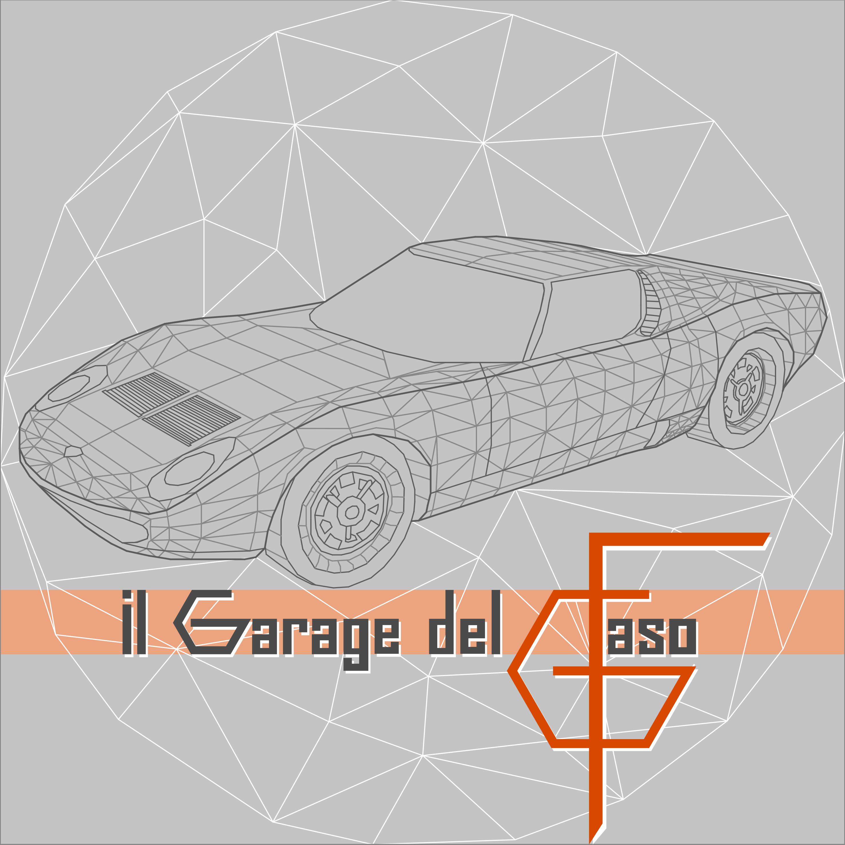 logo il garage del faso
