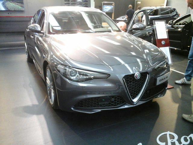 Alfa Giulia presentazione