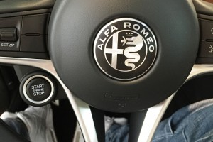 Prova su stada: Alfa Romeo Giulia