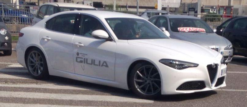Giulia test