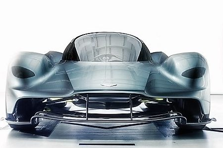 News: Aston Martin AM-RB 001