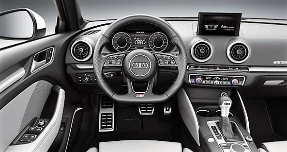 Audi A3 interno
