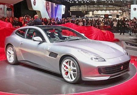 News: Ferrari GTC4Lusso T e 488 Speciale