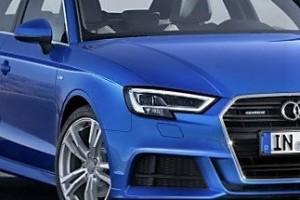Prova su strada: Audi A3