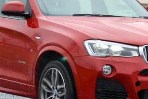 BMW next 100 e Prova su strada: BMW X4