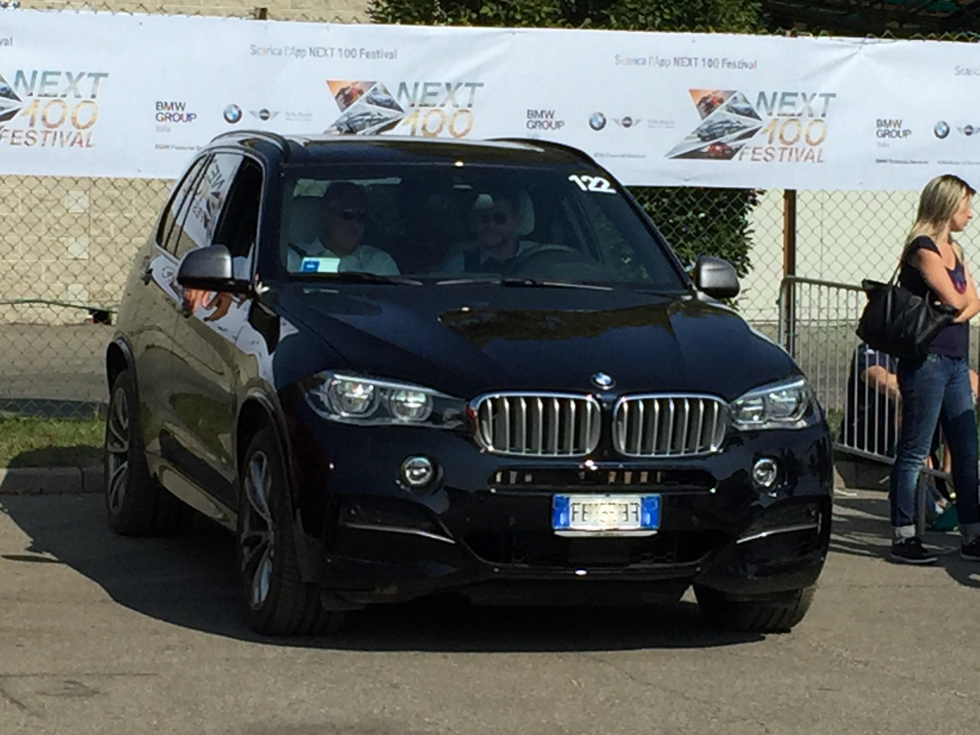 BMW X5 Monza