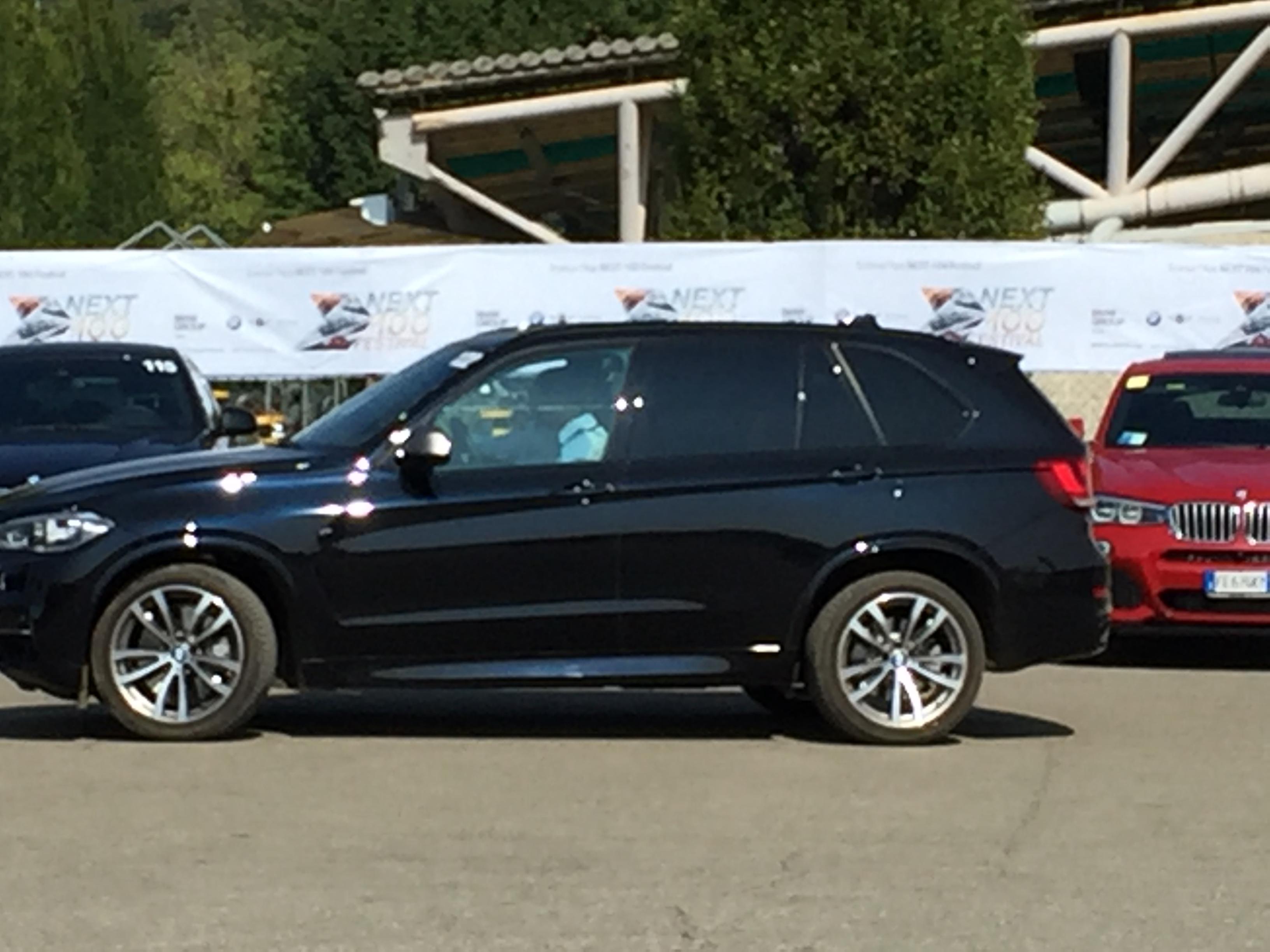 BMW X5 Next100