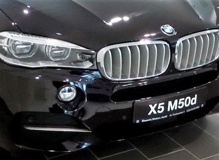 BMW next 100 e Prova su strada: BMW X5