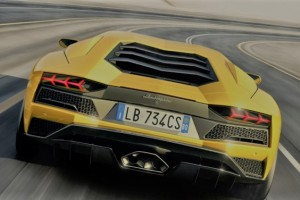 News: Lamborghini Aventador S