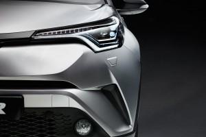 Prova su strada: Toyota C-HR
