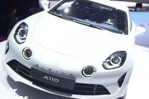 News: Alpine Renault A110