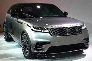 News: Range Rover Velar