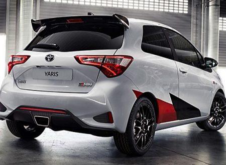News: Toyota Yaris GRMN