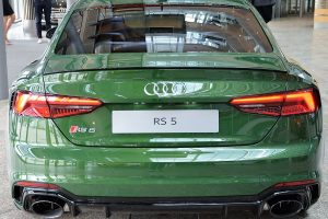 Audi RS5: la perfezione sta nei dettagli