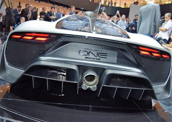 News mercedes amg project one il garage del faso for Garage mercedes corse