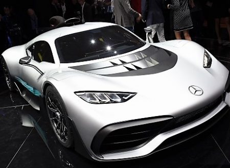 News: Mercedes AMG Project One