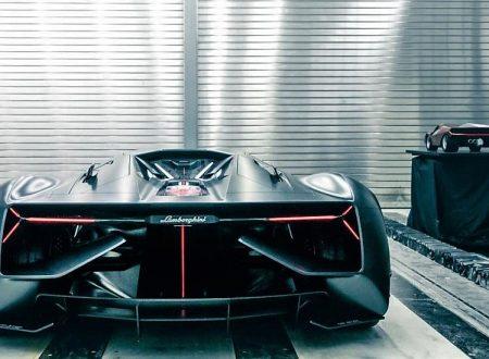 News: Lamborghini Terzo Millennio