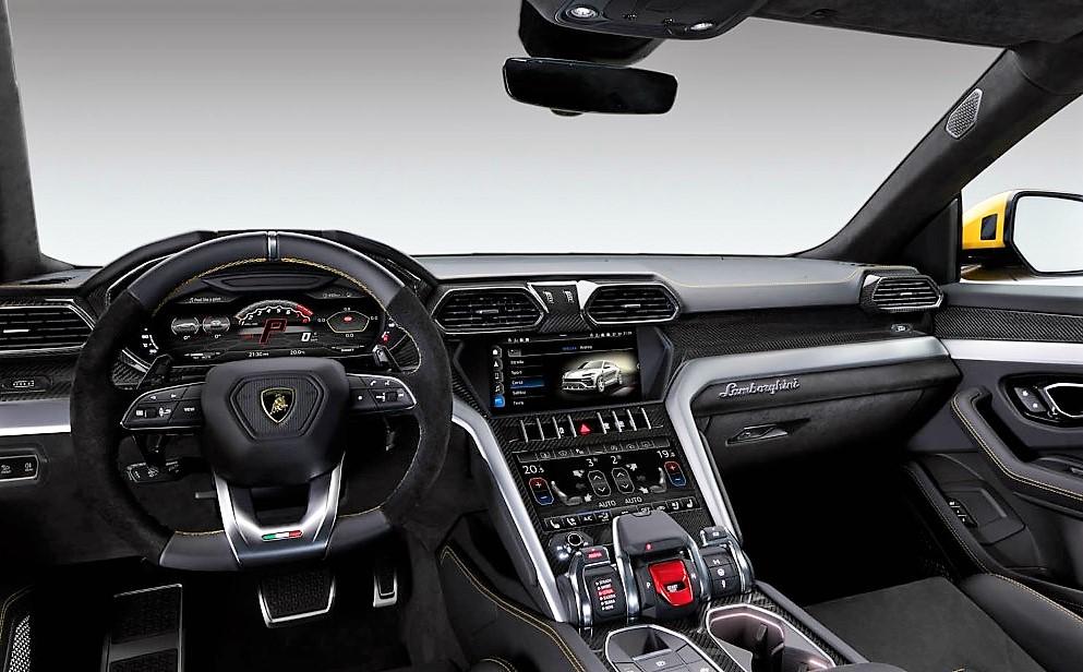 Lamborghini Urus Il Garage Del Faso