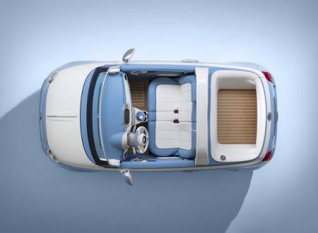 Garage Italia Custom: 500 Spiaggina