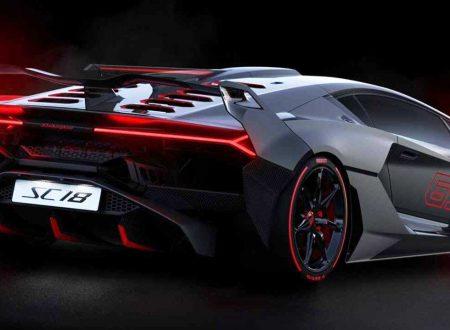 Squadra Corse Lamborghini SC18 Alston