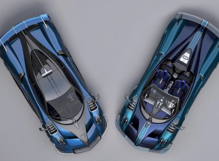 Pagani Imola e Pagani Huayra Roadster BC