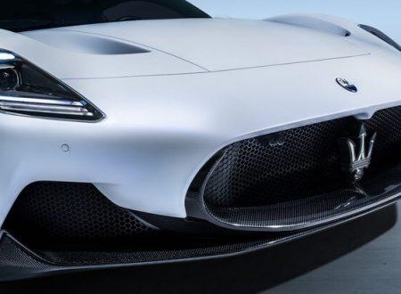 Novità: Maserati MC20